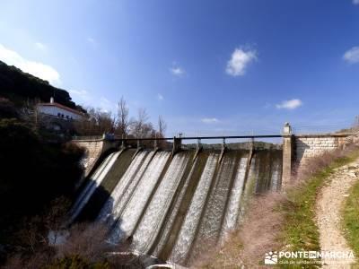 Cañón Río Aulencia-Embalse Valmenor; parque monfrague fiestas tematicas segobriga navaconcejo